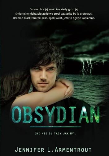 Okładka książki Obsydian