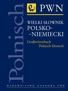 Okładka książki Wielki słownik polsko-niemiecki