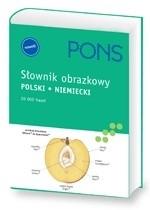 Okładka książki Słownik obrazkowy POLSKI, NIEMIECKI