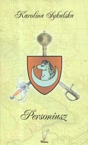 Okładka książki Personiusz