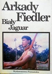 Okładka książki Biały Jaguar