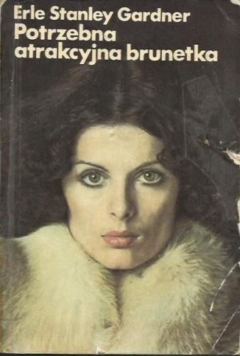 Okładka książki Potrzebna atrakcyjna brunetka