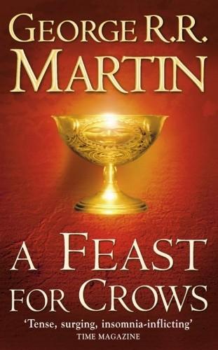 Okładka książki A Feast for Crows