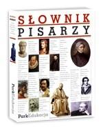 Okładka książki Słownik pisarzy