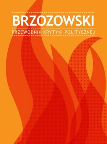 Okładka książki Brzozowski. Przewodnik Krytyki Politycznej