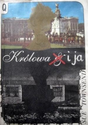 Okładka książki Królowa i ja