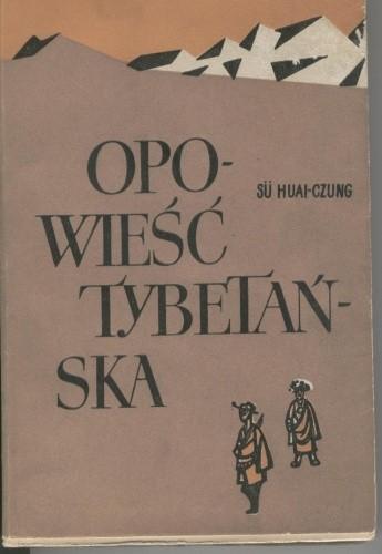 Okładka książki Opowieść tybetańska