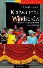 Okładka książki Klątwa rodu Windsorów