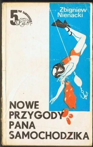 Okładka książki Nowe przygody pana Samochodzika