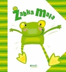 Okładka książki Żabka mała
