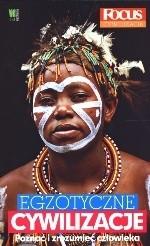 Okładka książki Egzotyczne cywilizacje