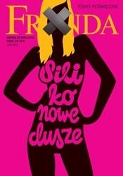 Okładka książki Fronda nr 56 jesień 2010. Silikonowe dusze
