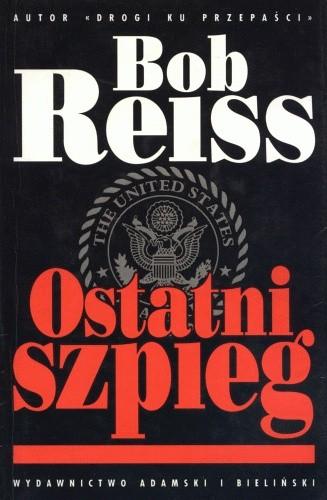 Okładka książki Ostatni szpieg