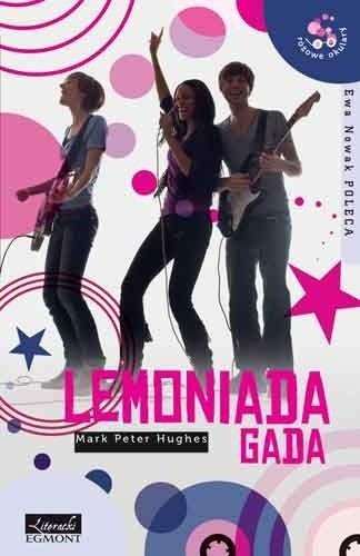Okładka książki Lemoniada Gada