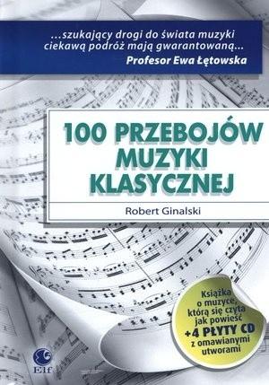 Okładka książki 100 Przebojów muzyki klasycznej