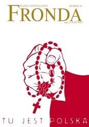 Okładka książki Fronda nr 39 lato 2006. Tu jest Polska