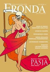 Okładka książki Fronda nr 32 wiosna 2004. Dusza po śmierci