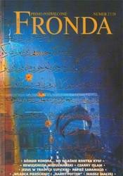 Okładka książki Fronda nr 27/28 jesień 2002. Dżihad przeciw krzyżowcom