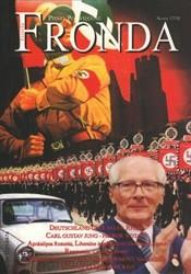 Okładka książki Fronda nr 17/18 zima 1999. Faszyści, naziści, samuraje
