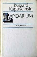 Okładka książki Lapidarium