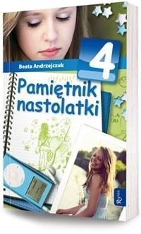 Okładka książki Pamiętnik nastolatki 4