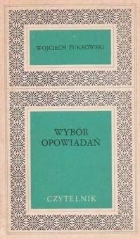 Okładka książki Wybór opowiadań