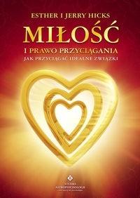 Okładka książki Miłość i prawo przyciągania