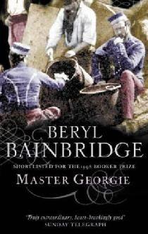 Okładka książki Master Georgie