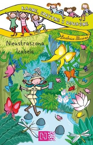 Okładka książki Nieustraszona Izabela