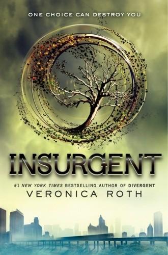 Okładka książki Insurgent