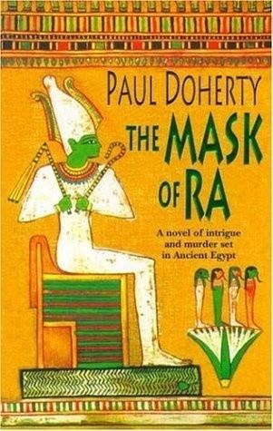 Okładka książki The Mask Of Ra