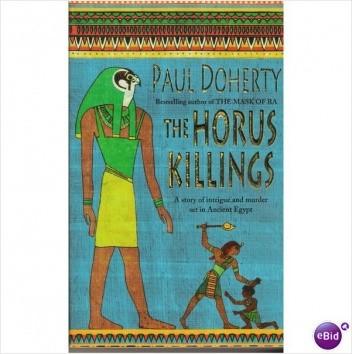 Okładka książki The Horus Killings