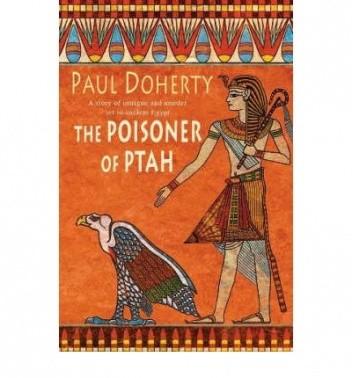 Okładka książki The Poisoner Of Ptah