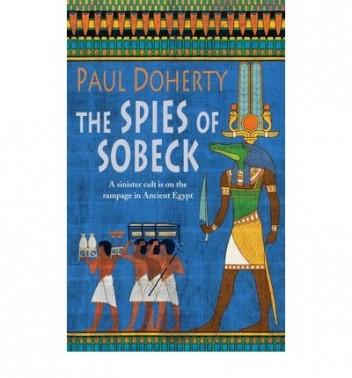 Okładka książki The Spies Of Sobeck