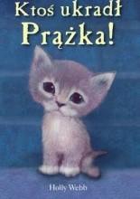 Okładka książki Ktoś ukradł Prążka!