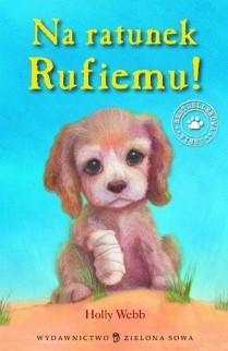 Okładka książki Na ratunek Rufiemu!