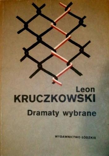 Okładka książki Dramaty wybrane