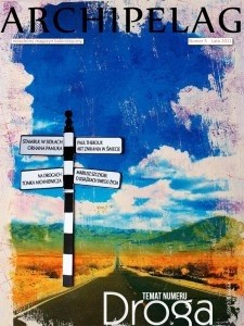 Okładka książki Archipelag nr 5/2011 Lato