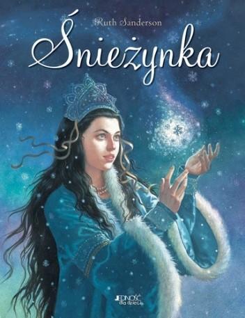 Okładka książki Śnieżynka