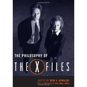 Okładka książki The Philosophy of The X-Files