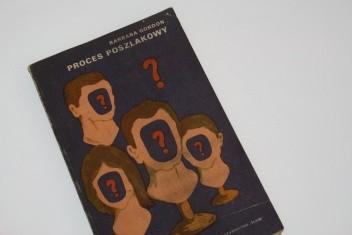 Okładka książki Proces poszlakowy