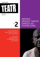 Okładka książki Teatr Nr 2/2012 (1136)