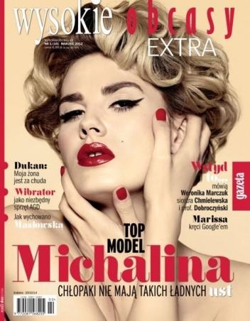Okładka książki Wysokie Obcasy Extra, nr 1 (10) / marzec 2012