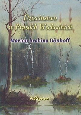 Okładka książki Dzieciństwo w Prusach Wschodnich