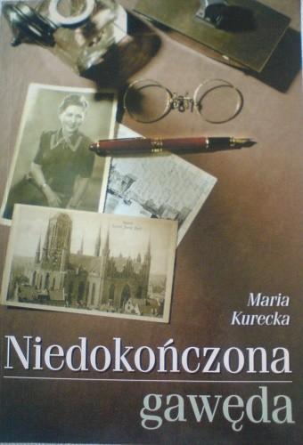 Okładka książki Niedokończona gawęda