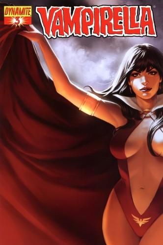 Okładka książki Vampirella 03 (2011)