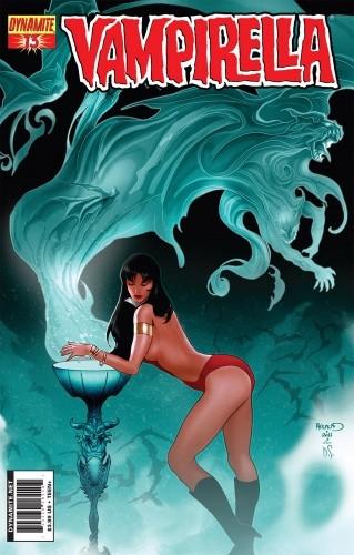 Okładka książki Vampirella 13 (2011)