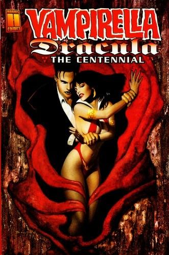 Okładka książki Vampirella & Dracula - The Centennial