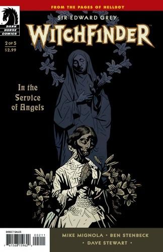 Okładka książki Witchfinder - In The Service of Angels 02
