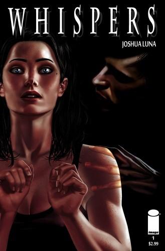 Okładka książki Whispers 01 (2012)